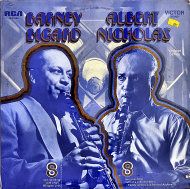 "Barney Bigard / Albert Nicholas Vinyl 12"" (New)"