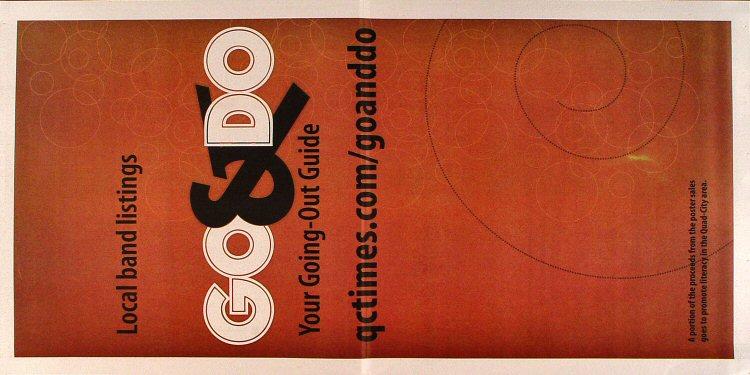 Barnstormer 4 Poster reverse side