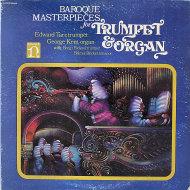 """Baroque Masterpieces For Trumpet & Organ Vinyl 12"""" (Used)"""