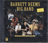 Barrett Deems Big Band CD