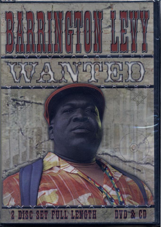 Barrington Levy DVD