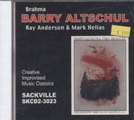 Barry Altschul CD