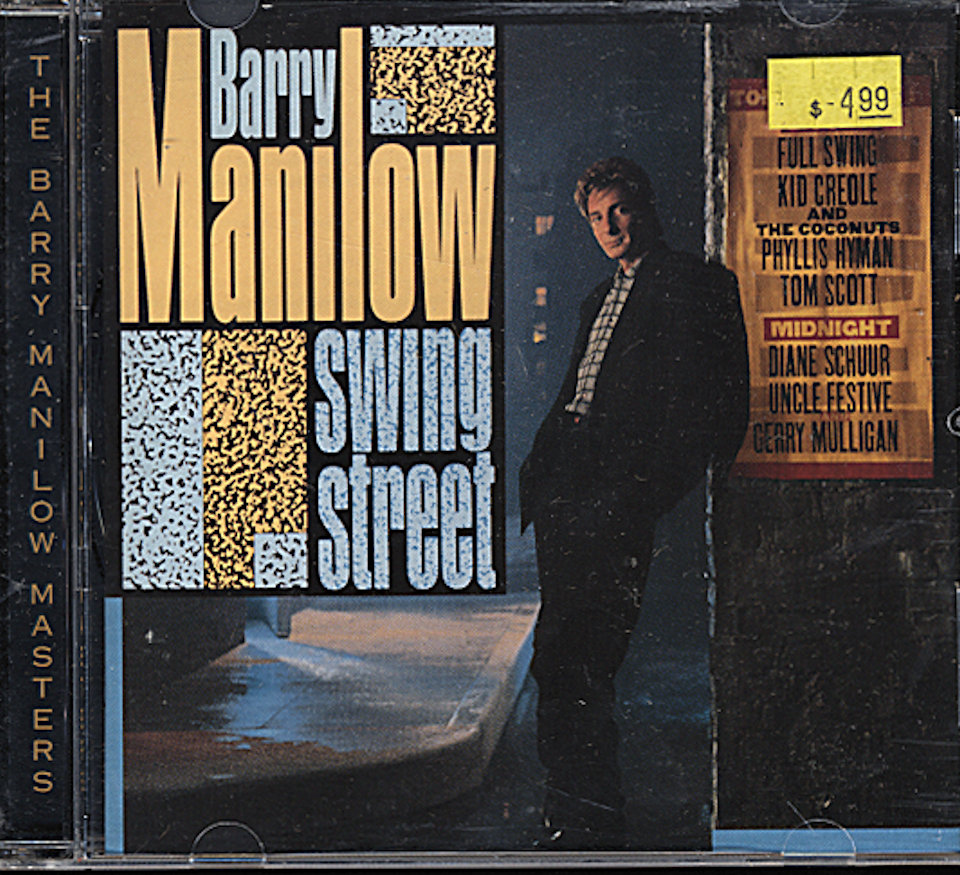 Barry Manilow CD