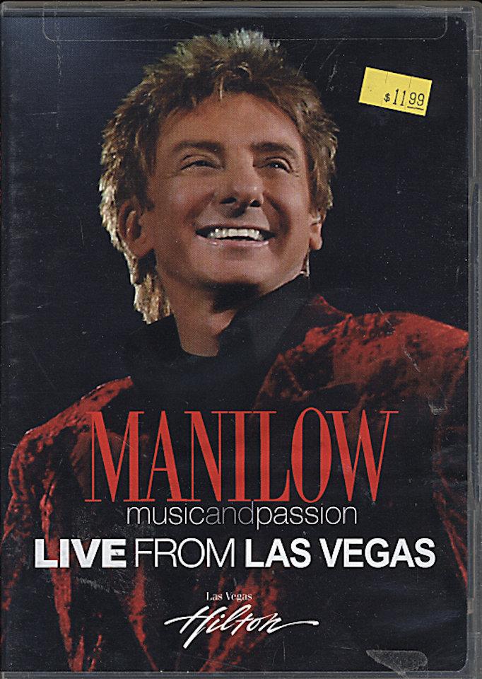 Barry Manilow DVD