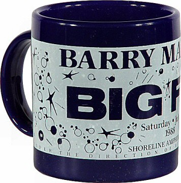 Barry Manilow Mug