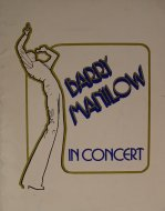 Barry Manilow Program