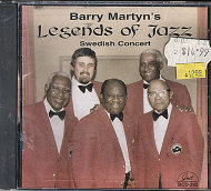 Barry Martyn CD