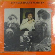 "Barry Martyn Vinyl 12"" (New)"