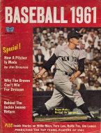 Baseball 1961 No. 2 Magazine