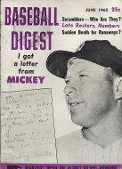 Baseball Digest Vol. 21 No. 5 Magazine