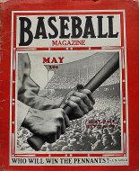 Baseball Vol. LVIII No. 6 Magazine