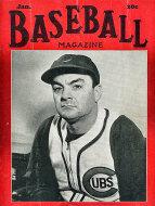 Baseball Vol. LXVI No. 2 Magazine
