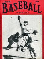 Baseball Vol. LXVI No. 4 Magazine