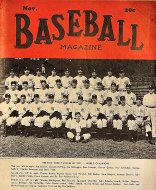 Baseball Vol. LXVII No. 6 Magazine