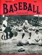 Baseball Vol. LXXVI No. 4 Magazine