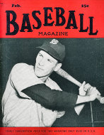 Baseball Vol. LXXXVI No. 3 Magazine