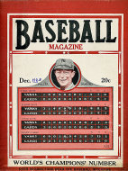 Baseball Vol. XLII No. 1 Magazine