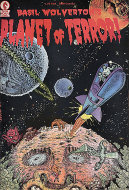 Basil Wolverton's Planet of Terror #1 Comic Book