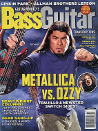 Bass Guitar Magazine July 2003 Magazine