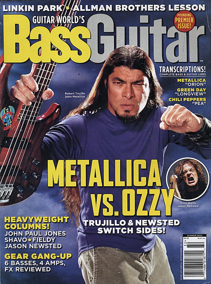 Bass Guitar Vol. 1 No. 1