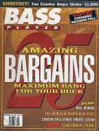 Bass Player Aug 1,1993 Magazine