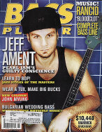 Bass Player Aug 1,1998 Magazine