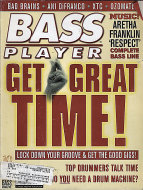Bass Player Magazine April 1999 Magazine