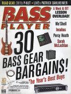 Bass Player Magazine December 1999 Magazine