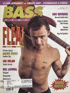 Bass Player Magazine February 1992 Magazine