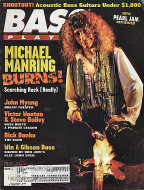 Bass Player Magazine February 1994 Magazine