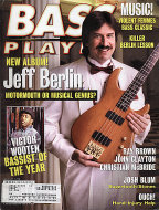 Bass Player Magazine January 1998 Magazine