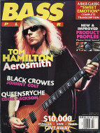 Bass Player Magazine March 1995 Magazine