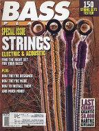 Bass Player Magazine March 1996 Magazine