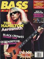 Bass Player Mar 1,1995 Magazine