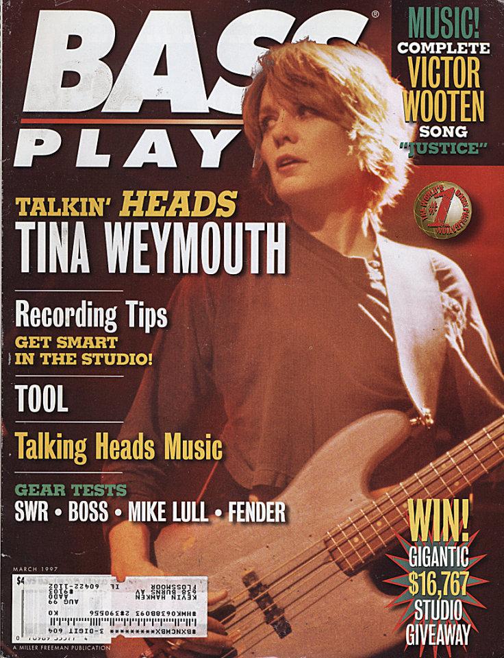 Bass Player Mar 1,1997