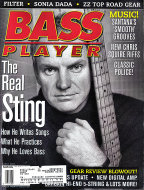 Bass Player Mar 1,2000 Magazine