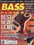 Bass Player May 1,2000 Magazine