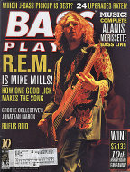 Bass Player Vol. 10 No. 3 Magazine