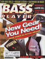 Bass Player Vol. 10 No. 5 Magazine