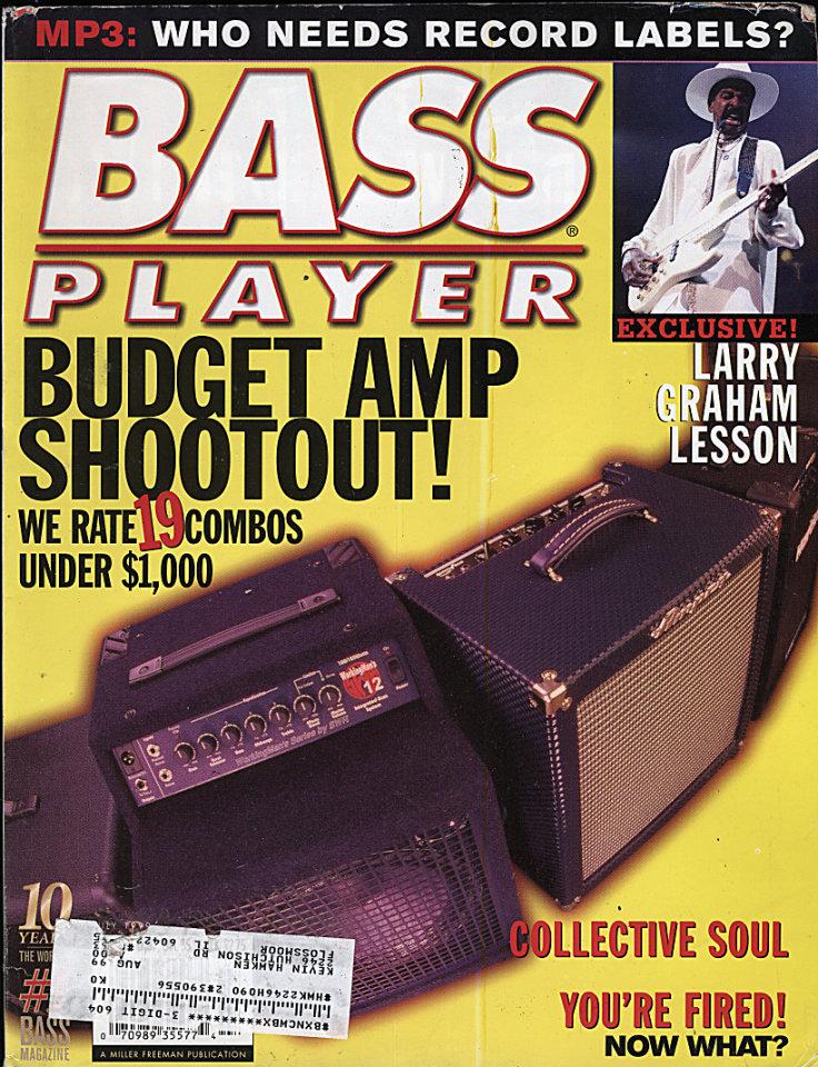 Bass Player Vol. 10 No. 7