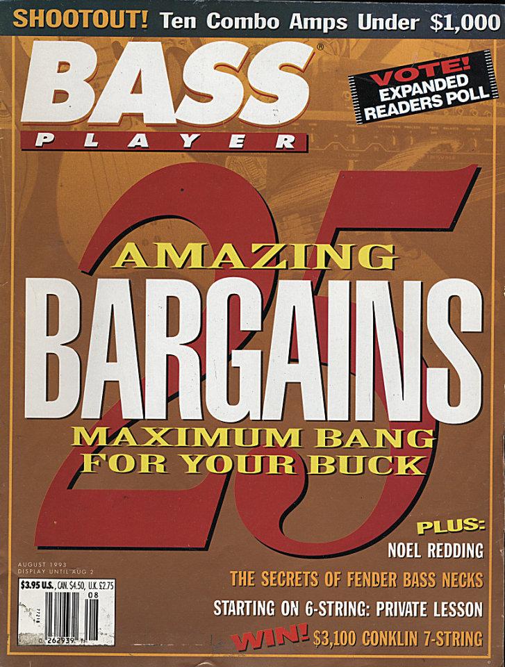 Bass Player Vol. 4 No. 5