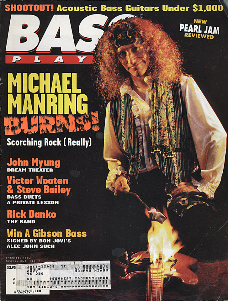 Bass Player Vol. 5 No. 1