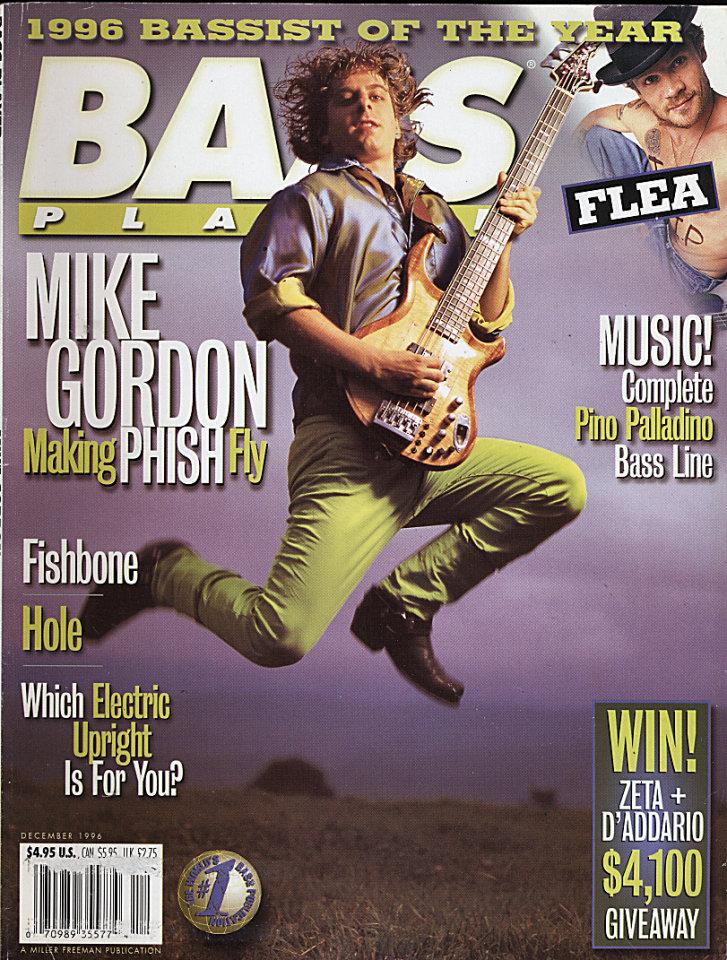 Bass Player Vol. 7 No. 12