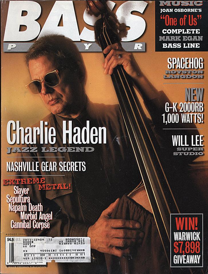 Bass Player Vol. 7 No. 8
