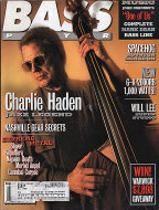 Bass Player Vol. 7 No. 8 Magazine