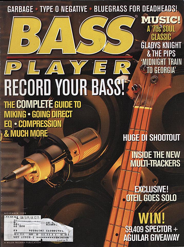 Bass Player Vol. 9 No. 11