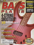 Bass Player Vol. 9 No. 7 Magazine