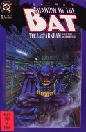 Batman: Shadow Of The Bat Comic Book