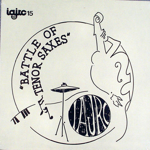 "Battle of Teno Saxes Vinyl 12"" (New)"