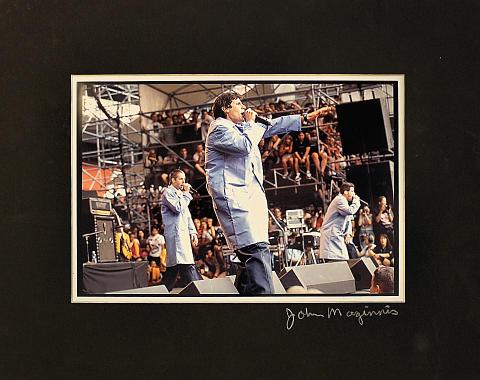 Beastie Boys Vintage Print